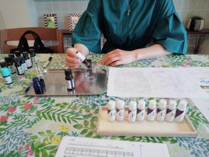 7月16日&19日 嗅覚反応分析体験会inコルテーヌ様