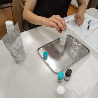 【9月3日&5日】嗅覚反応分析体験会inコルテーヌ様